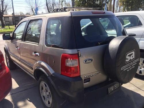 ford ecosport 1.6 xl plus 2005