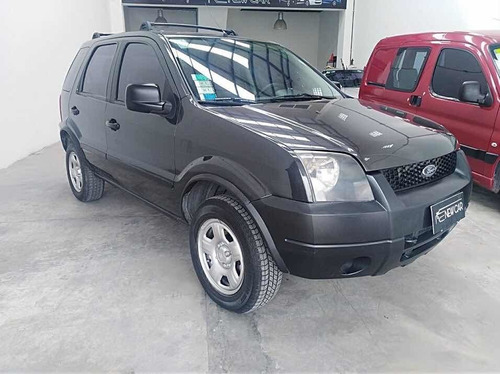 ford ecosport 1.6 xl plus 2007