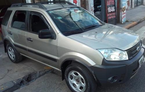 ford ecosport 1.6 xl plus 4x2 2009