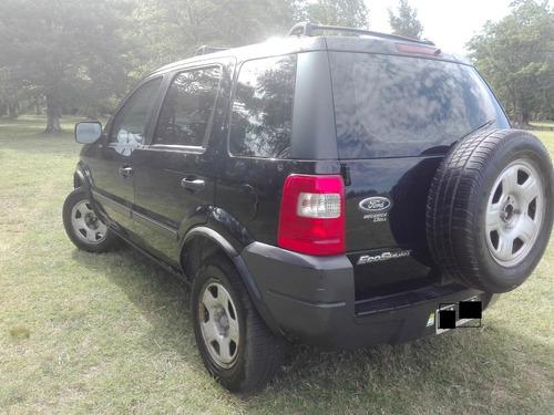 ford ecosport 1.6 xl plus - en excelente estado!