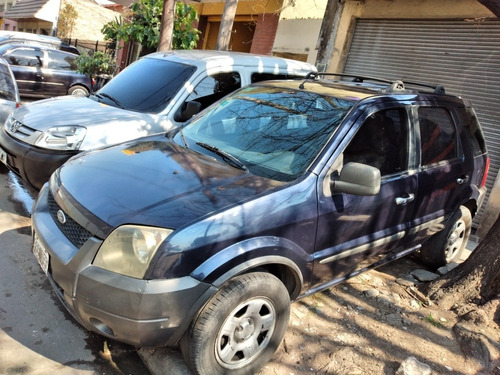 ford ecosport 1.6 xl plus gnc2006 financio (aty automotores)