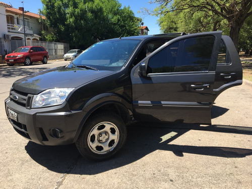 ford ecosport 1.6 xl plus gris oscuro capital impecable ofer