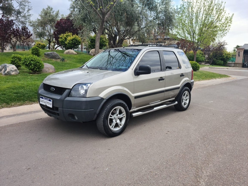 ford ecosport 1.6 xl plus \ mp3 2006 nafta