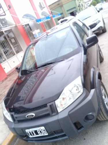 ford ecosport 1.6 xl plus mp3 4x2 2009