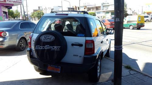 ford ecosport 1.6 xls 2004