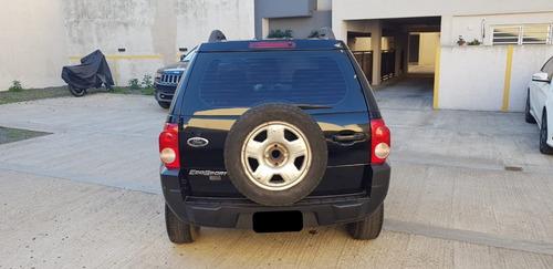 ford ecosport 1.6 xls 4x2 - dubai autos