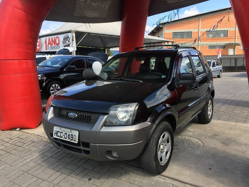 ford ecosport 1.6 xls 8v flex 4p manual 2004/2005
