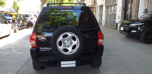 ford ecosport 1.6 xls año 2008 nafta con gnc 5
