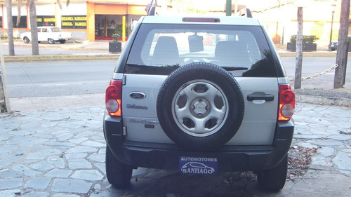 ford ecosport 1.6 xls  automotores santiago