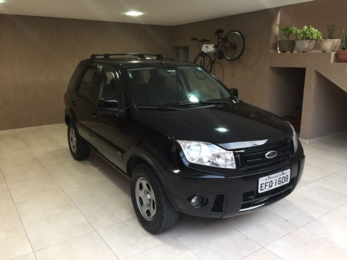 ford ecosport 1.6 xls flex 5p 105hp 2009