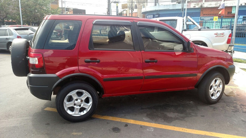 ford ecosport 1.6 xls flex 5p 2007  completo