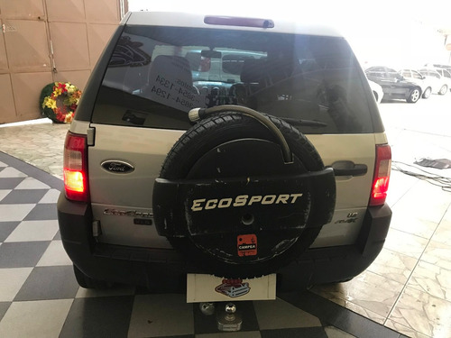 ford ecosport 1.6 xls freestyle flex 5p top mais couro troco