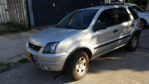 ford ecosport 1.6 xls gnc 2006