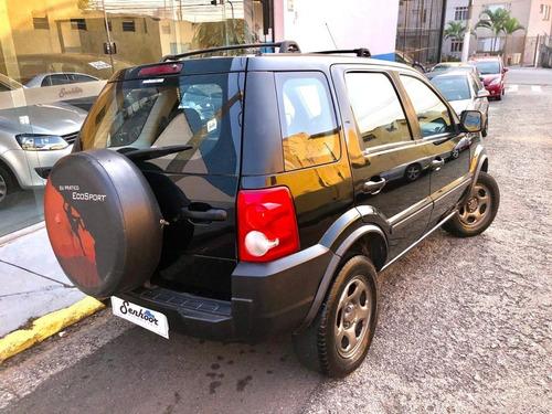 ford ecosport 1.6 xls manual preta - 2009