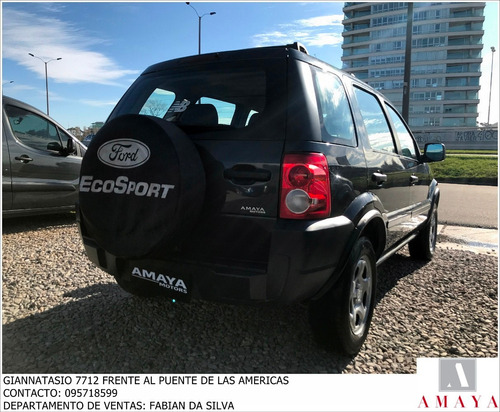ford ecosport 1.6 xls mp3 4x2