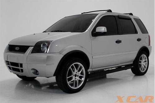 ford ecosport 1.6 xlt 8v gasolina 4p manual