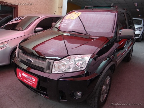 ford ecosport 1.6 xlt freestyle 2009