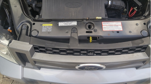 ford ecosport 1.6 xlt freestyle 2009 prata 5p manual ipva pg