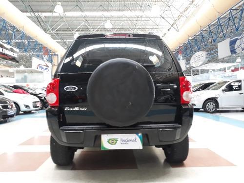 ford ecosport 1.6 xlt freestyle flex 5p - nacional veículos
