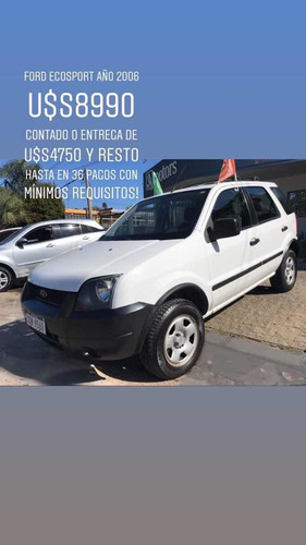 ford ecosport 1.6cc full
