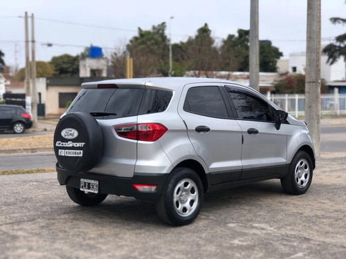 ford ecosport 1.6s 2016