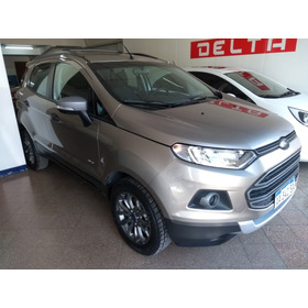 Ford Ecosport 2.0 4x4  Freestyle 2017 Unica Por Su Estado