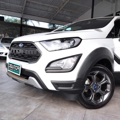 ford ecosport 2.0 direct storm 4wd auto 2019 / ecosport 19