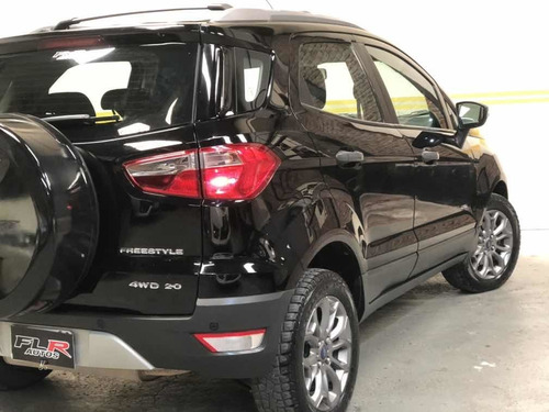 ford ecosport 2.0 freestyle 143 4x4 2014