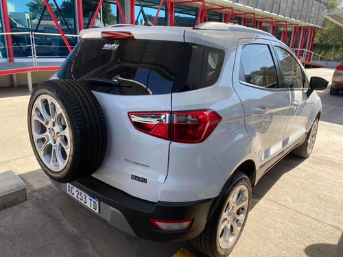 ford ecosport 2.0 gdi titanium 170cv 4x2 2018
