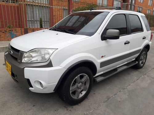 ford ecosport 2.0 mecánica 4x4