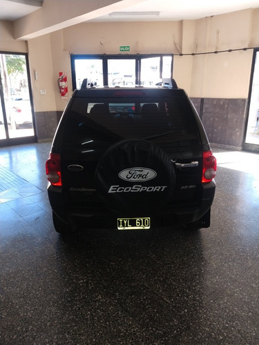 ford ecosport 2.0 my10 xls 4x2 2010