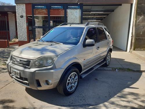 ford ecosport 2.0 my10 xlt plus 4wd 4x4 2011