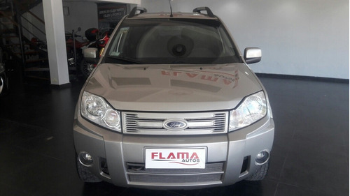 ford ecosport 2.0 my10 xlt plus at 4x2 2010 permuto financio