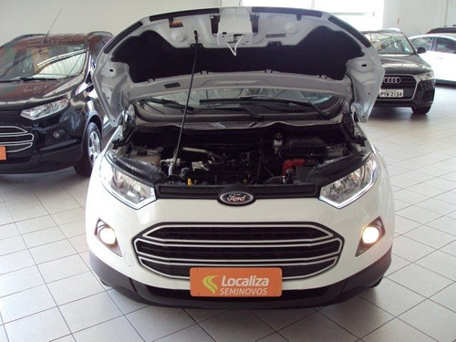 ford ecosport 2.0 se 16v flex 4p powershift