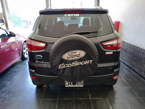ford ecosport 2.0 se
