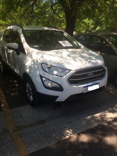 ford ecosport 2.0 se automatica 2019