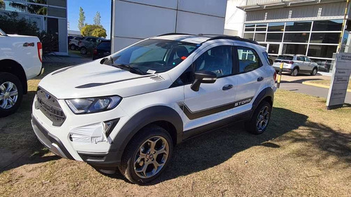 ford ecosport 2.0 storm 4x4 at