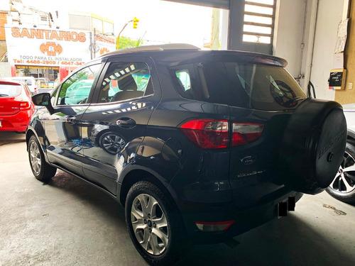 ford ecosport 2.0 titanium 143cv 4x2 c/cuero impecable!!