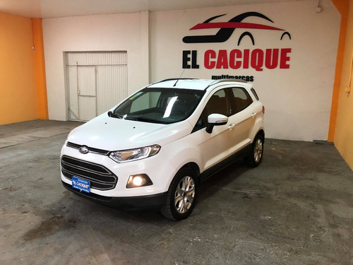 ford ecosport 2.0 titanium modelo 2014 color blanco
