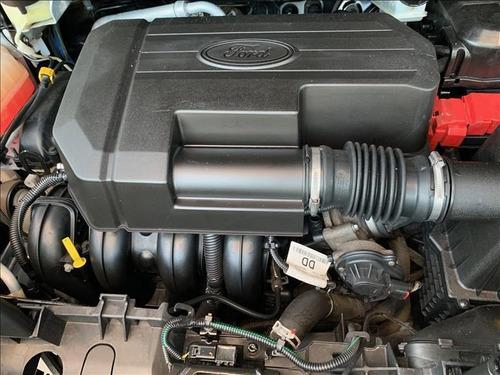 ford ecosport 2.0 titanium plus flex 4p automática