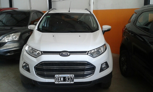 ford ecosport 2.0 titanium powershift 4x2 dps6 2015
