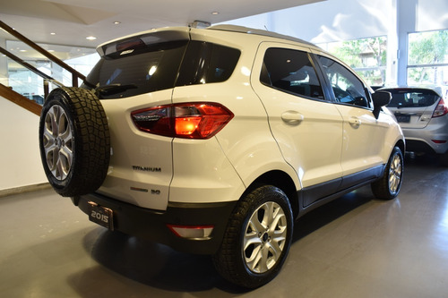 ford ecosport 2.0 titanium powershift - car cash