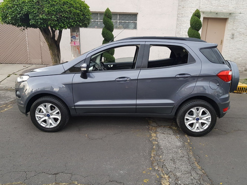 ford ecosport 2.0 trend 2016 4 cllindros automatica llant nv
