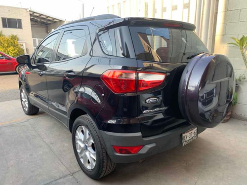 ford ecosport 2.0 trend at 2015