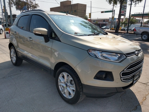 ford ecosport 2.0 trend at 2016