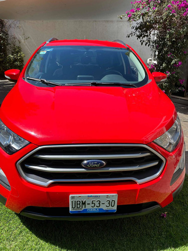ford ecosport 2.0 trend at 2018