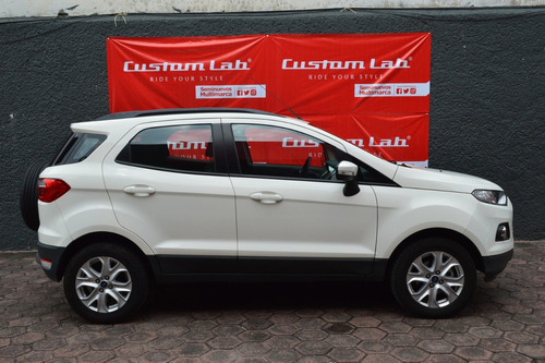 ford ecosport 2.0 trend at