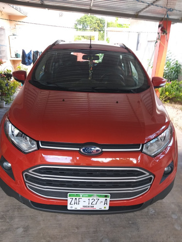 ford ecosport 2.0 trend mt 2017