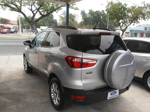 ford ecosport 2.0 trend mt 2018