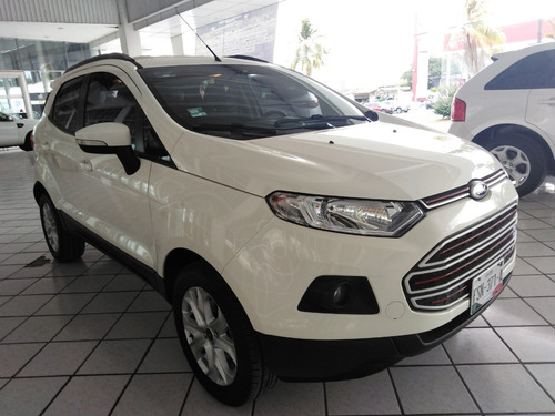 ford ecosport 2.0 trend mt